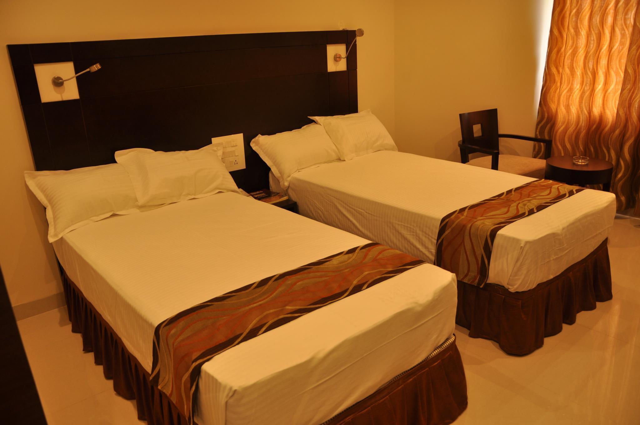 Reviews Hotel Krishna Residency