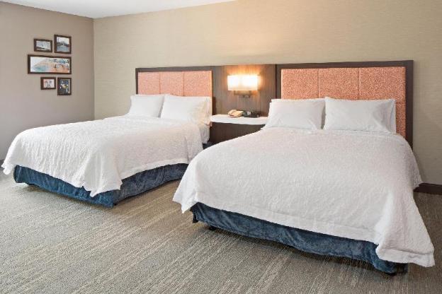 Hampton Inn and Suites Spokane Valley