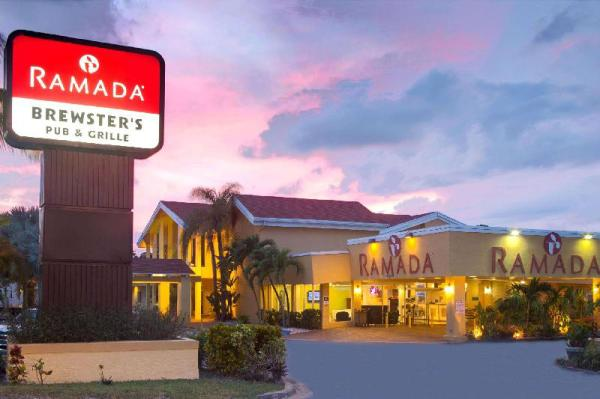 Ramada by Wyndham Fort Lauderdale Airport/Cruise Port Fort Lauderdale