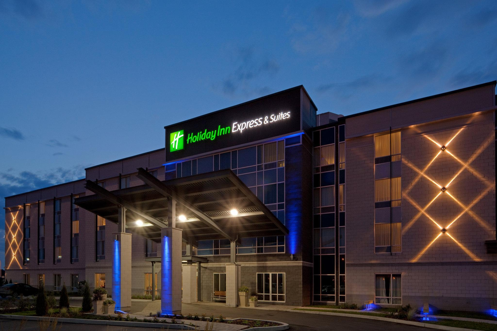 Holiday Inn Express Hotel And Suites Saint   Hyacinthe