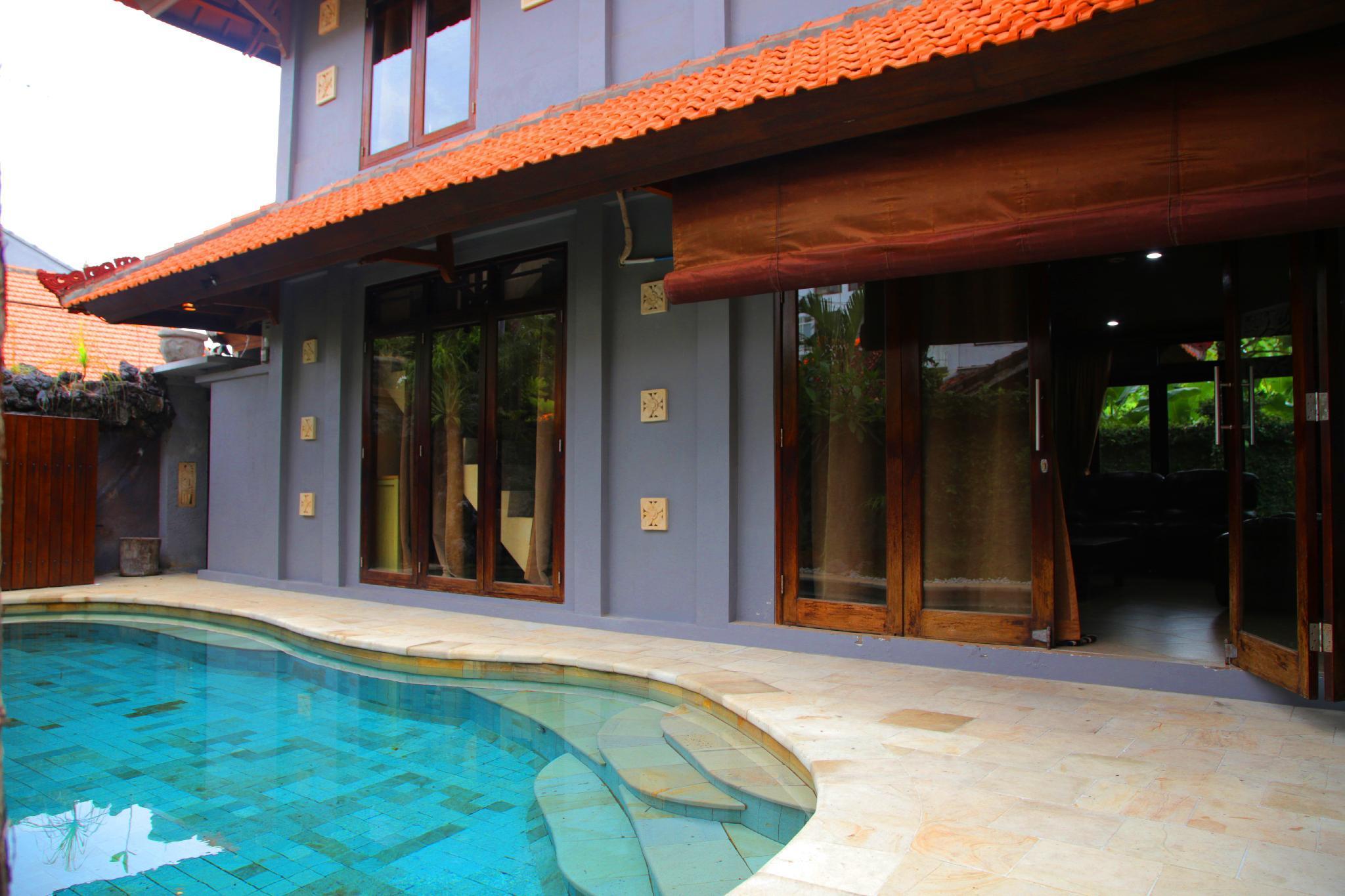 3 BR Pool Villa At Bumi Ayu Sanur