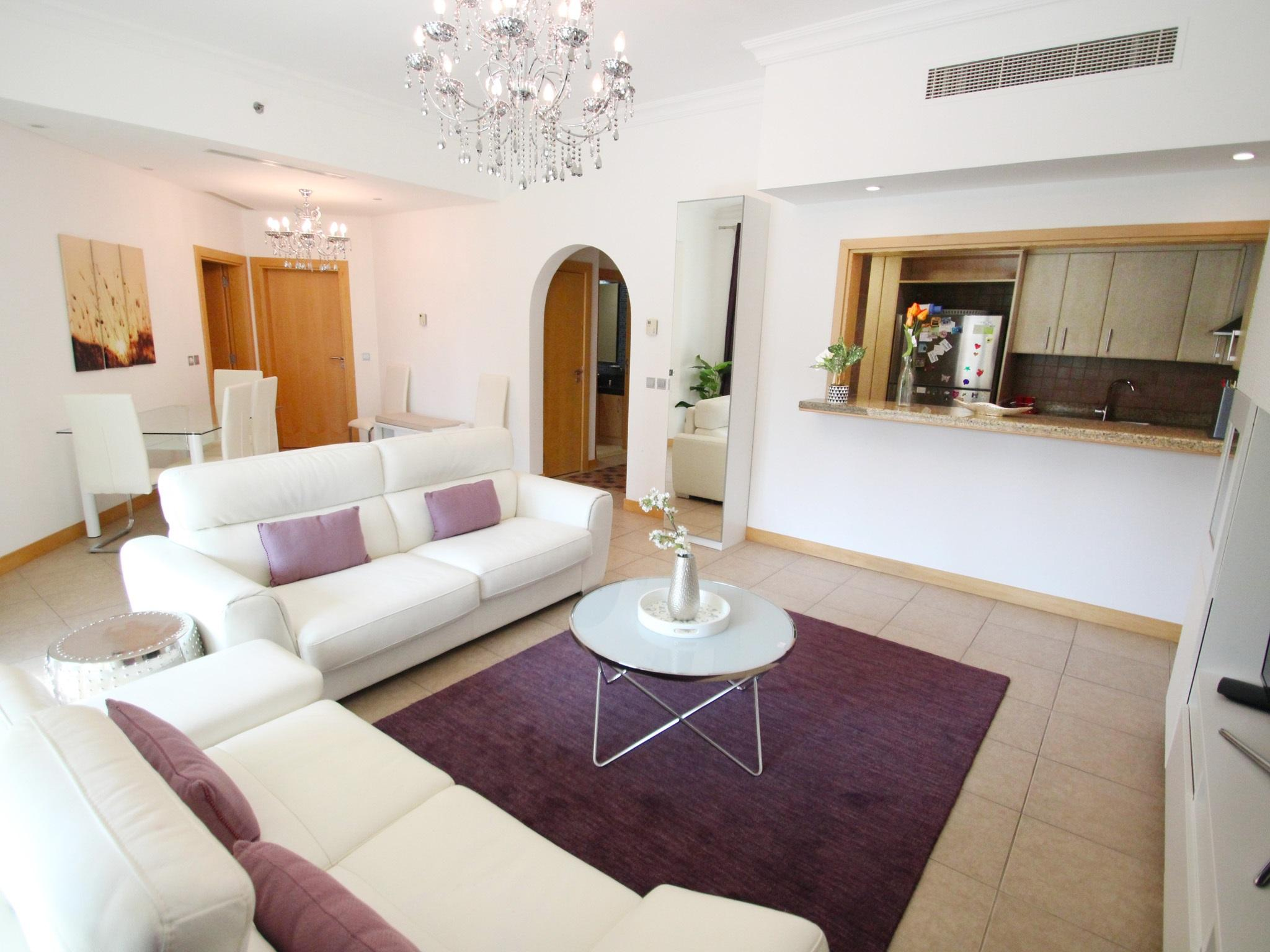 Kennedy Towers   Al Haseer 2 Bed Community View