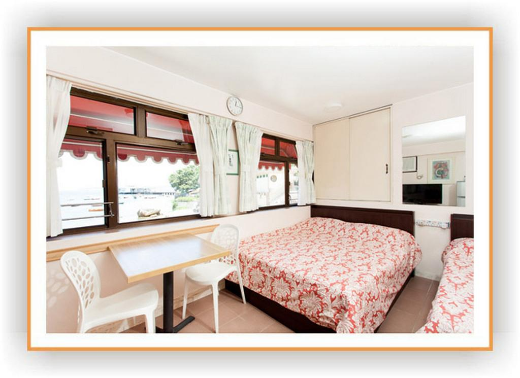 Sunrise Holiday Resort   Seaview Double Room With Balcony SDB32