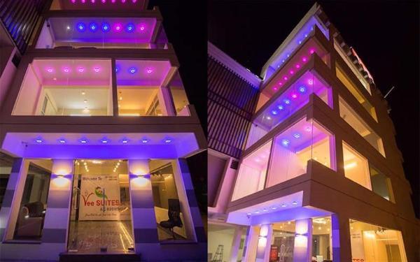 vee suites Bangalore
