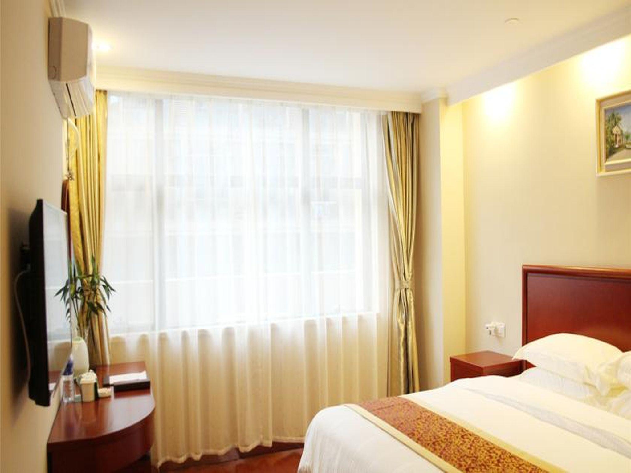 GreenTree Inn Yizhou Fanshi Bus Station Business Hotel