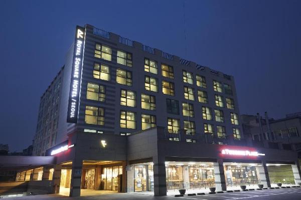 Royal Square Hotel Seoul Seoul