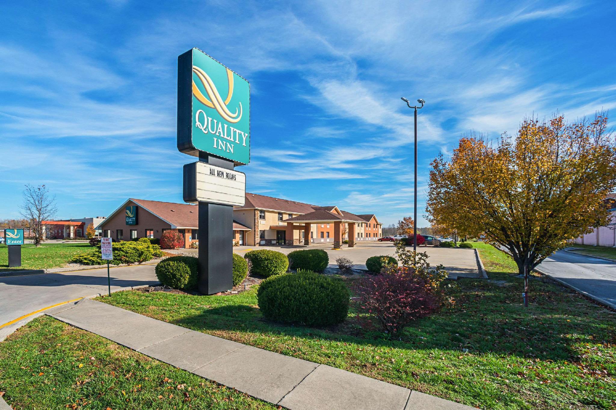 Quality Inn Carbondale University Area