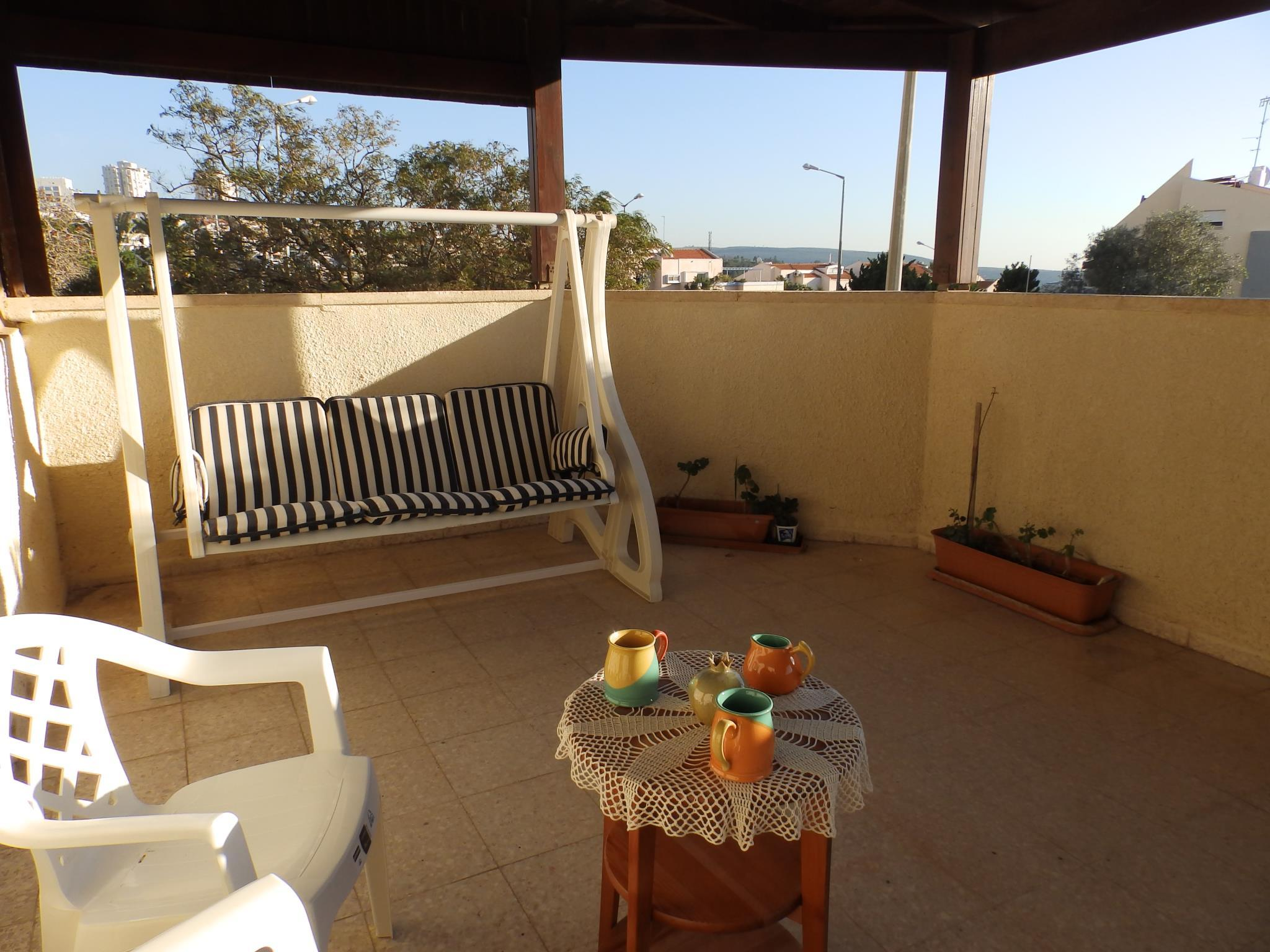 Nice And Sunny 3BR With Large Balcony