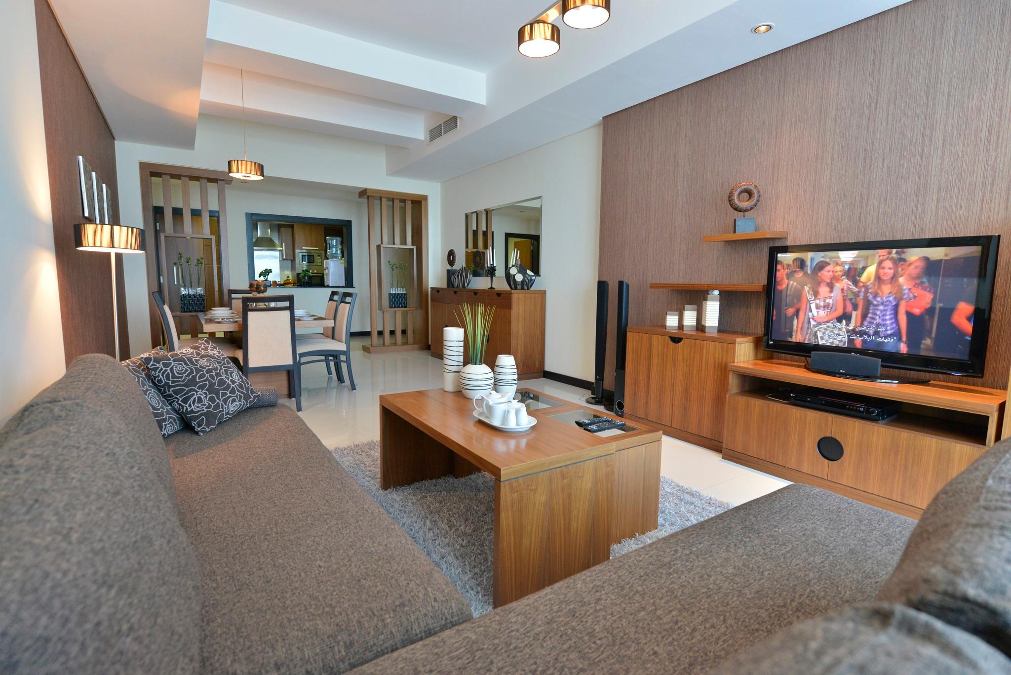 100 Residence   2 Bedroom Apartment  Lower Floor