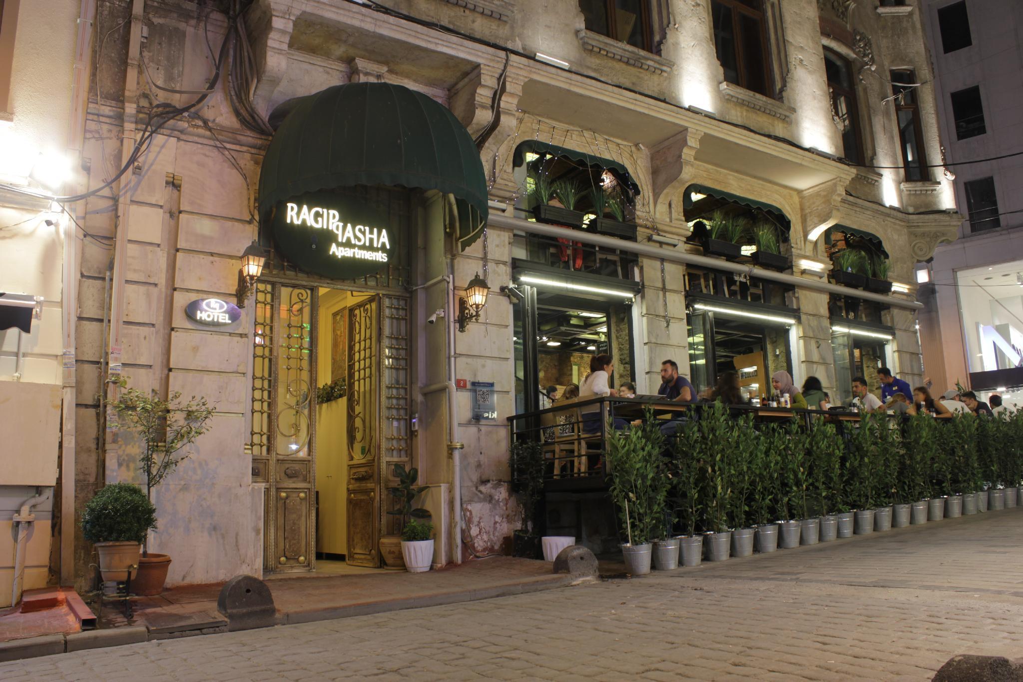 Ragip Pasha Apartment