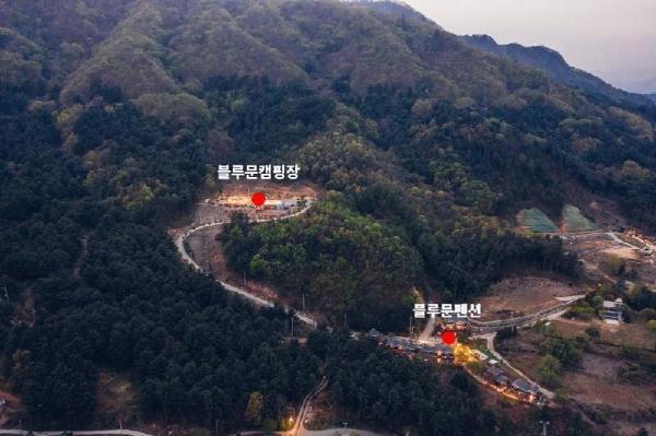 Bluemoon Camping Site Gapyeong-gun