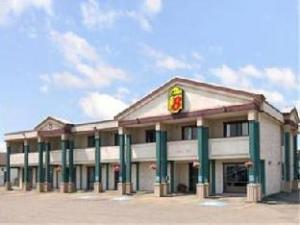 Super 8 Motel  Red Deer