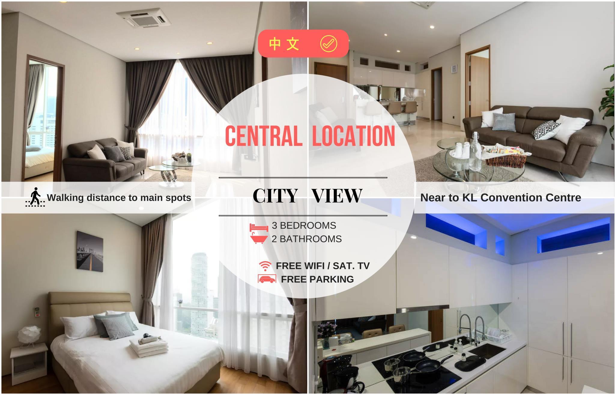 KLCC SOHO Apartments