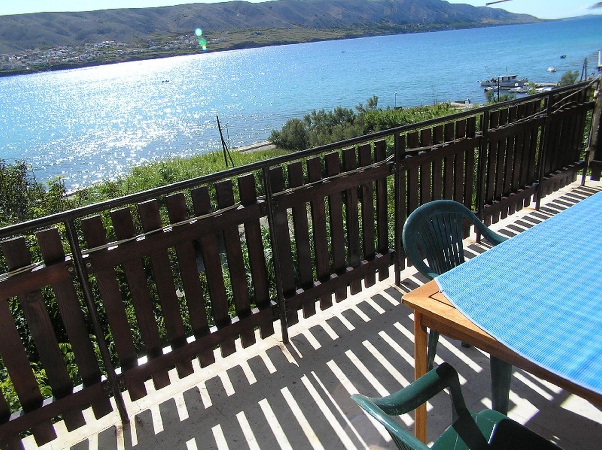 Sea View Three Bedroom Apartment In Pag
