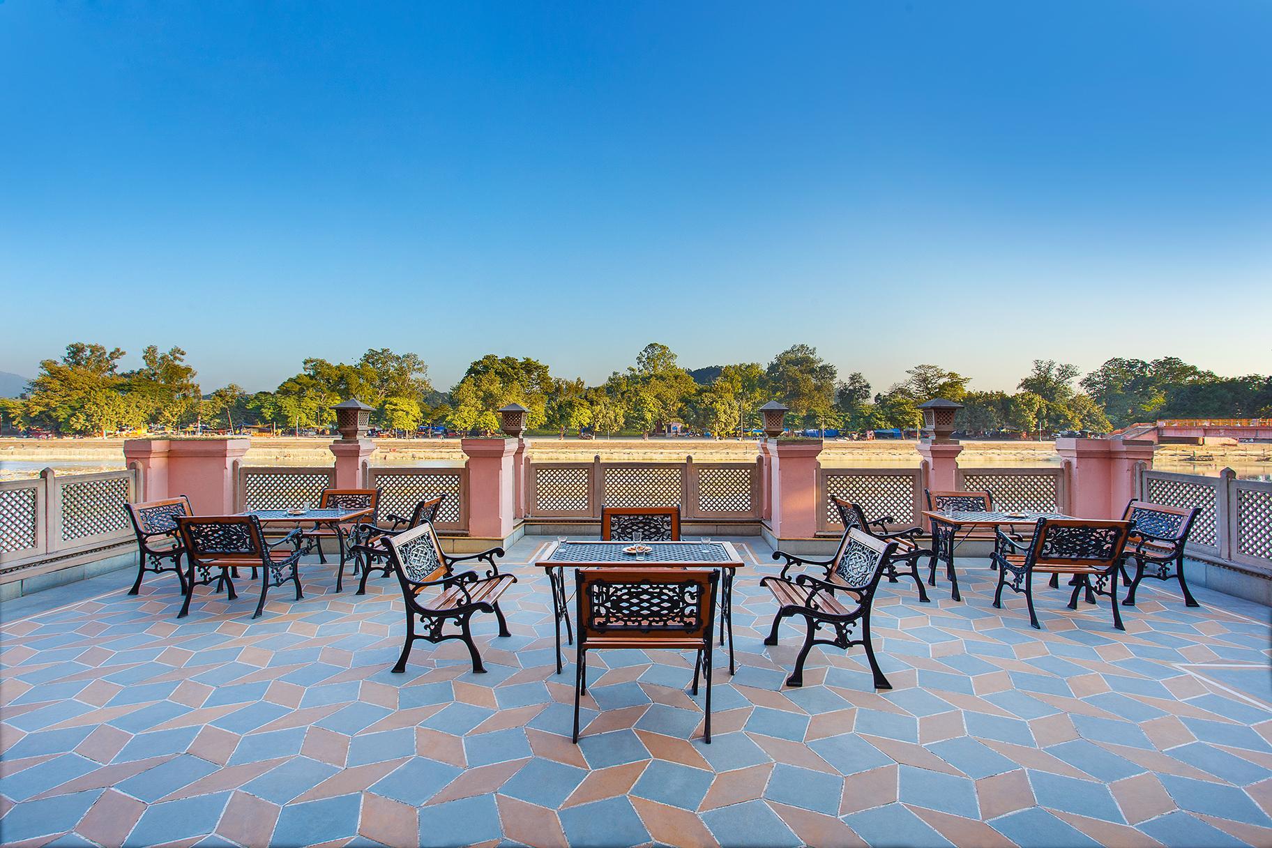 The Haveli Hari Ganga Hotel
