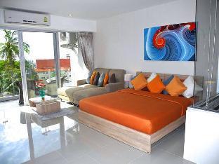 %name New Studio Sea Views Center Karon Beach ภูเก็ต