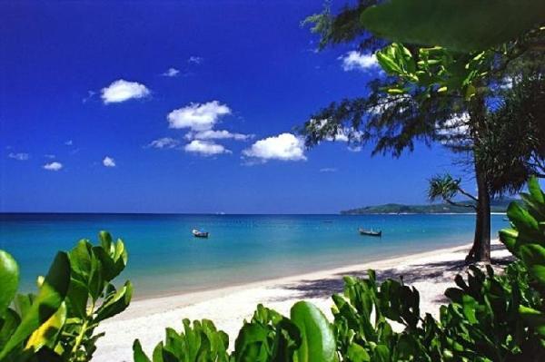 New Studio Sea Views Center Karon Beach Phuket
