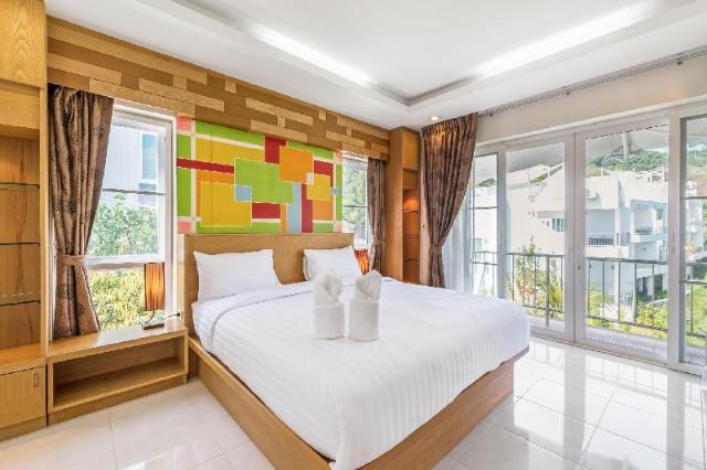 2 Bedroom Villa at Chalong Hill by favstay 1-3 – 2 Bedroom Villa at Chalong Hill by favstay 1-3