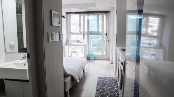 Nicole. W Apartment 2 Seoul