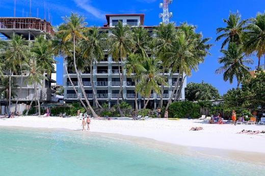Kaani Grand Seaview at Maafushi