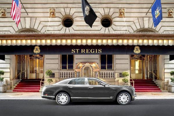 The St Regis New York New York