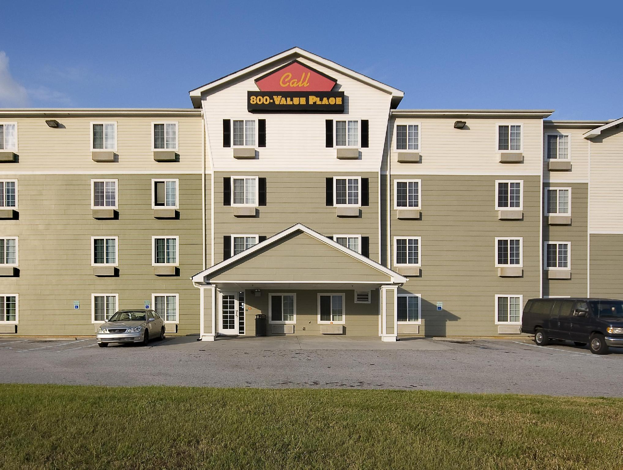 WoodSpring Suites Greenville