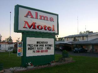 Alma Motel Alma Alma (MI) Michigan United States