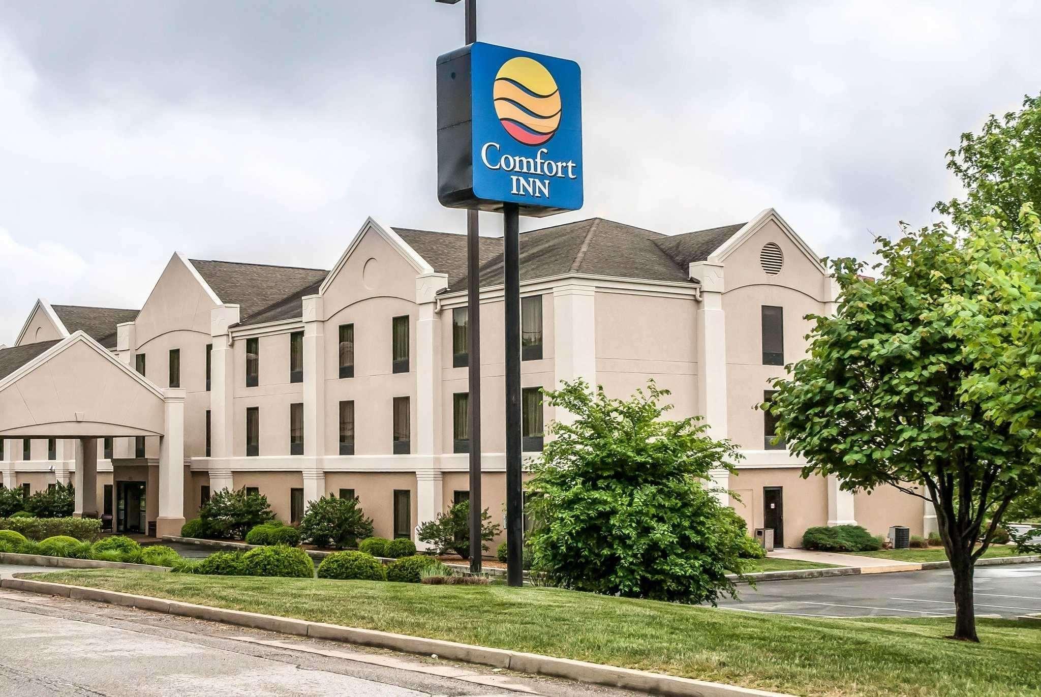 Comfort Inn Near Six Flags St. Louis