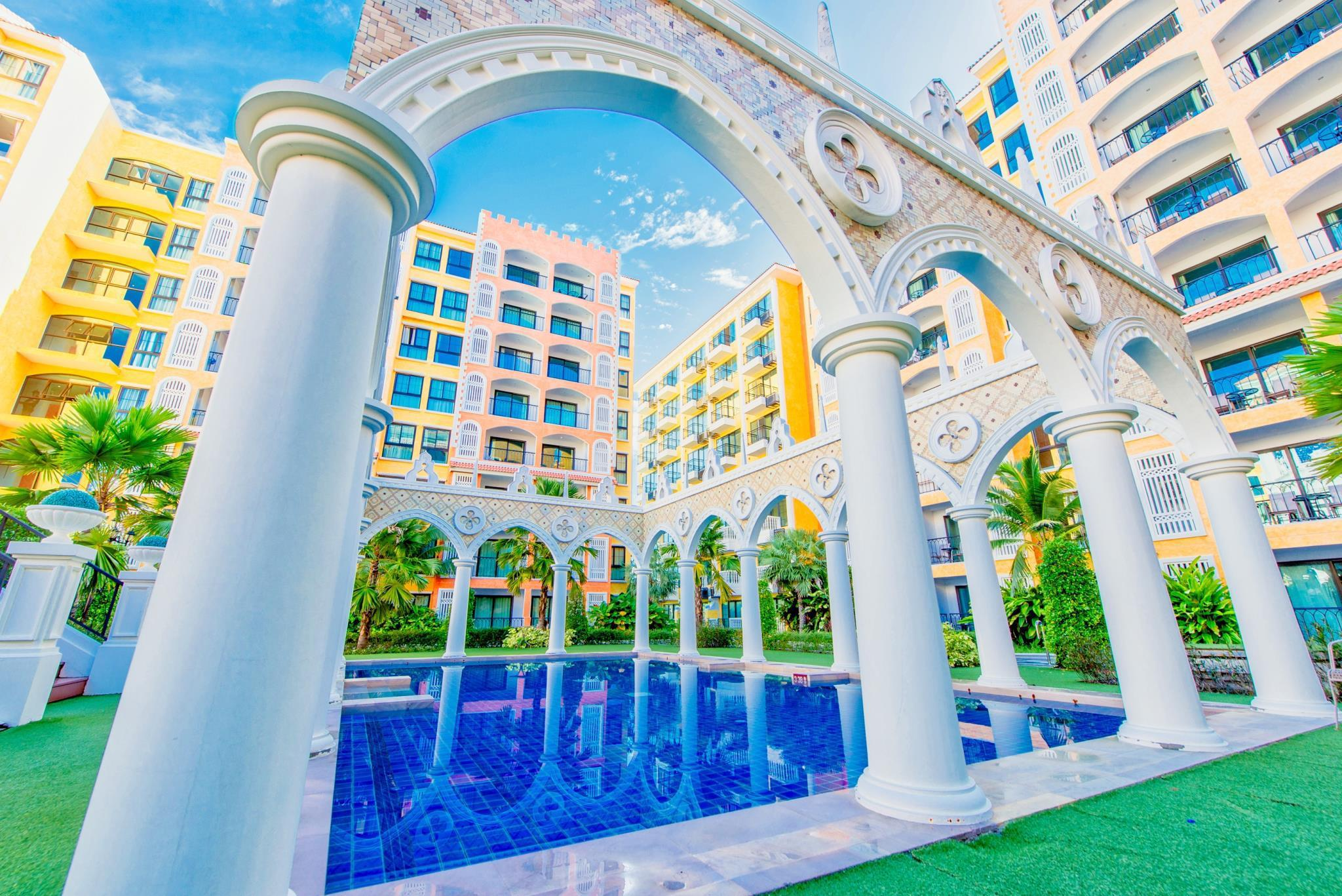 Venetian Resort Jomtien เวเนเชียน รีสอร์ต จอมเทียน