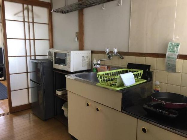 1 Japanese Modern Room with kitchen and Bathroom 2201