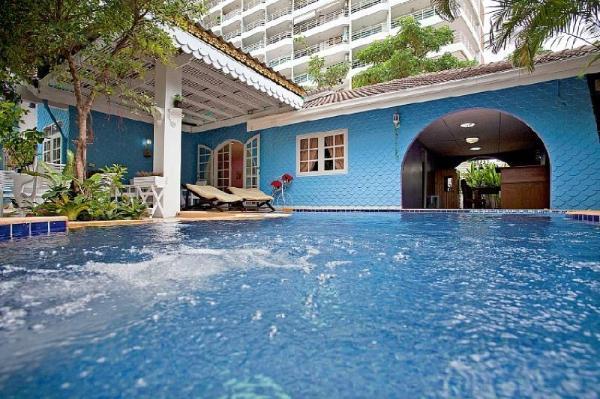 Villa Jomtien Paradise-5Bed Pool & Sauna in Pattaya Pattaya