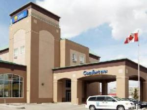 Over Comfort Inn & Suites Airport Calgary (Comfort Inn & Suites Airport Calgary)