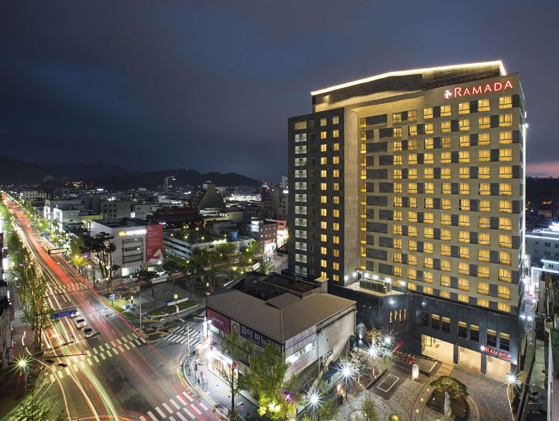 RAMADA Jeonju Hotel
