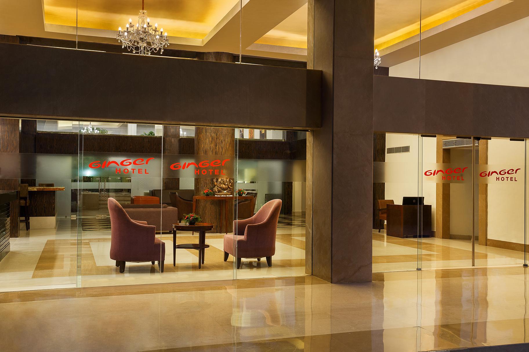 Ginger Hotel Gurgaon Reviews
