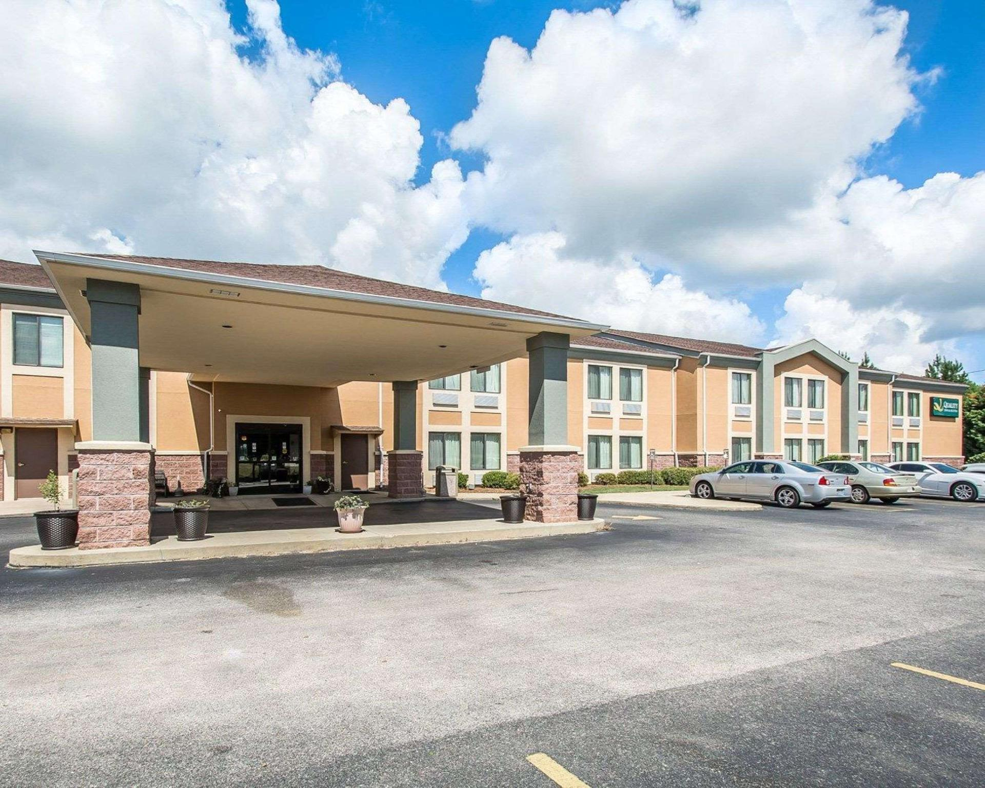 Quality Inn And Suites Northpark