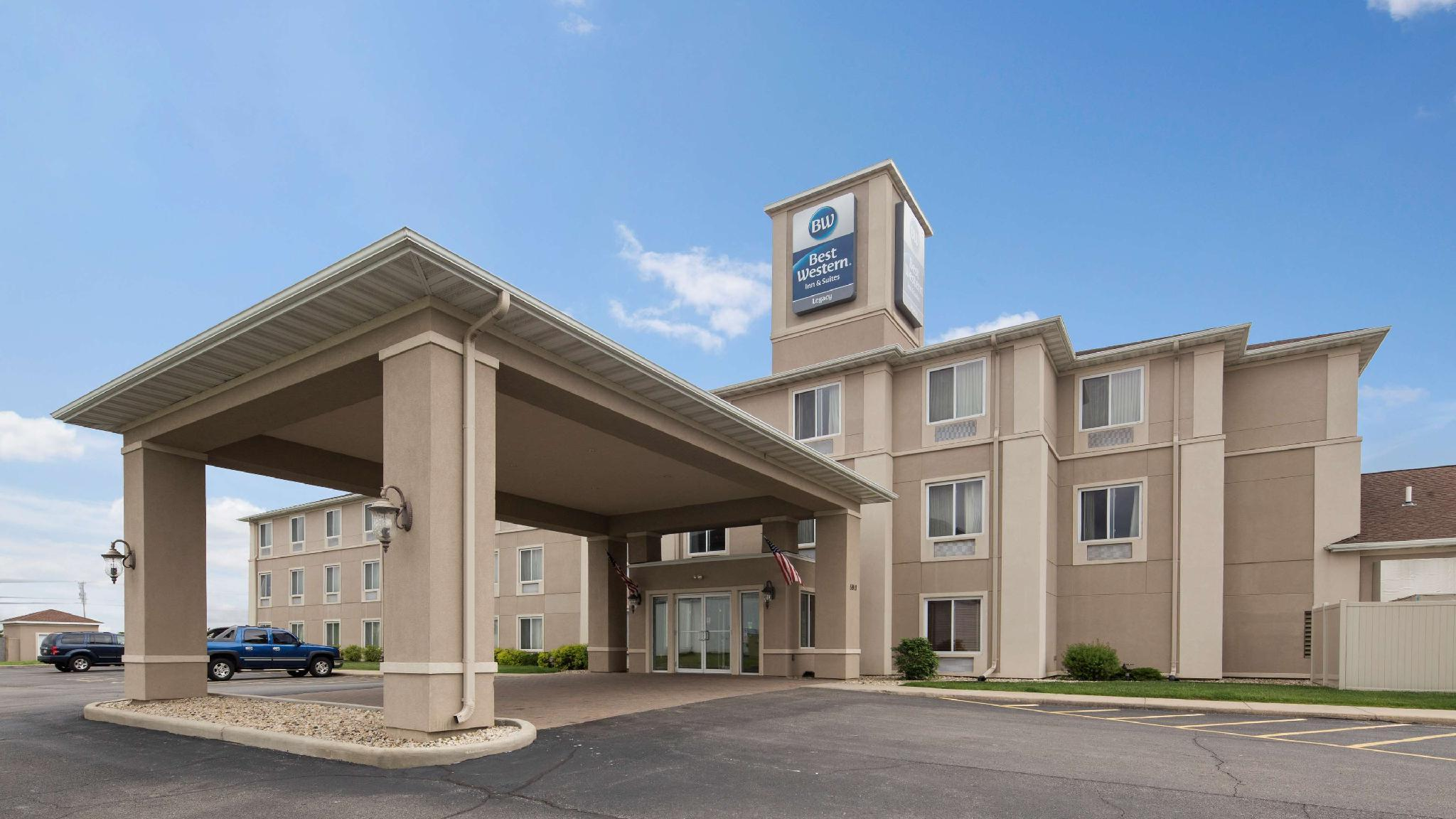 Best Western Legacy Inn and Suites Beloit-South Beloit