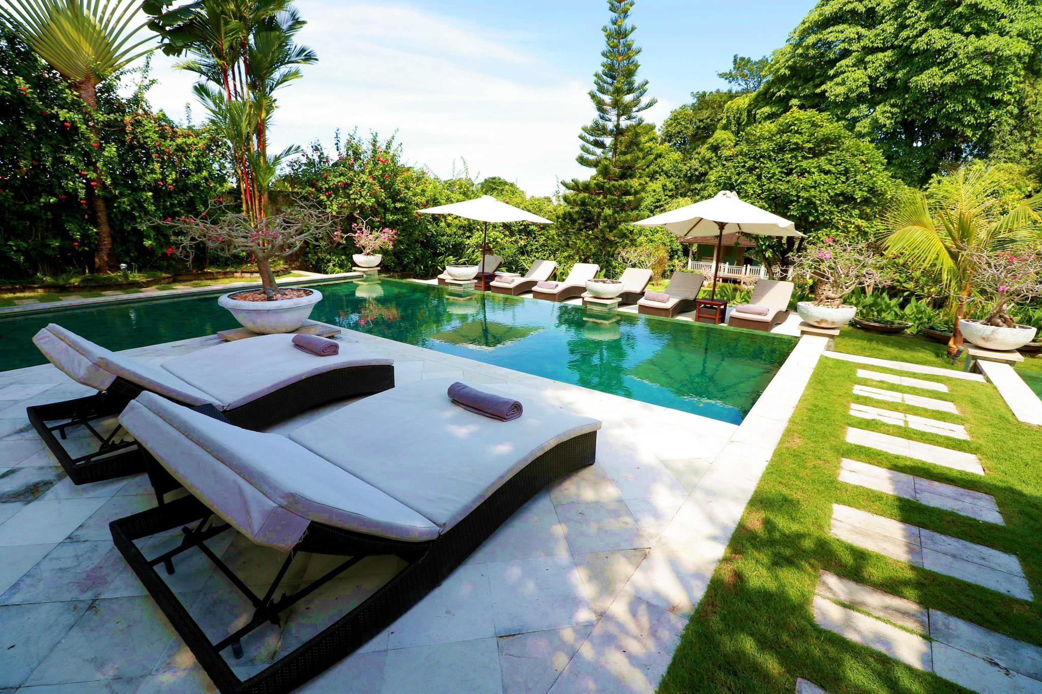 Palatial 5 Bed Luxe Pool And Jacuzzi Villa SEMINYAK