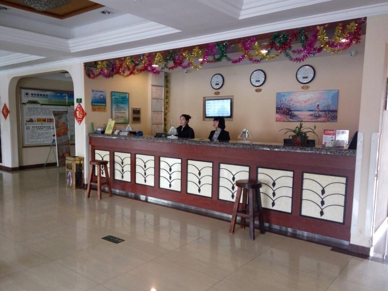 GreenTree Inn Pingtan Xihang Road Express Hotel