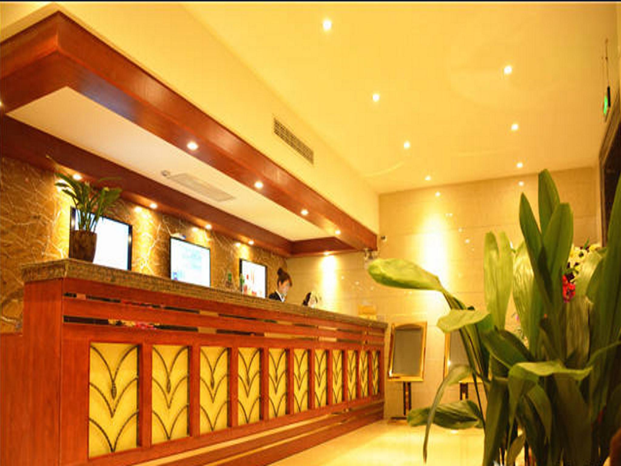 GreenTree Inn Taiyuan Jiefang North Road Beigong Express Hotel