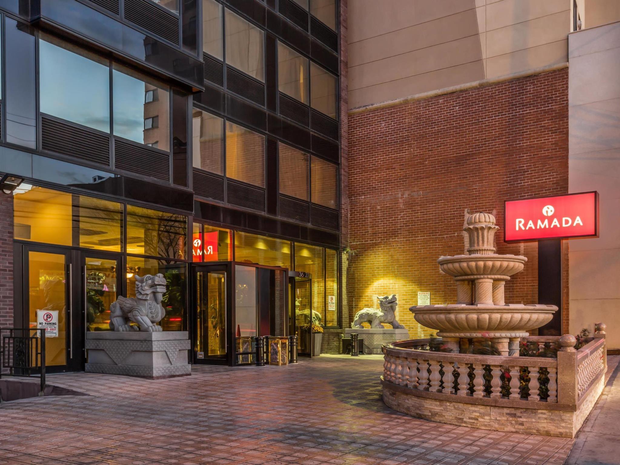 Ramada by Wyndham Flushing Queens
