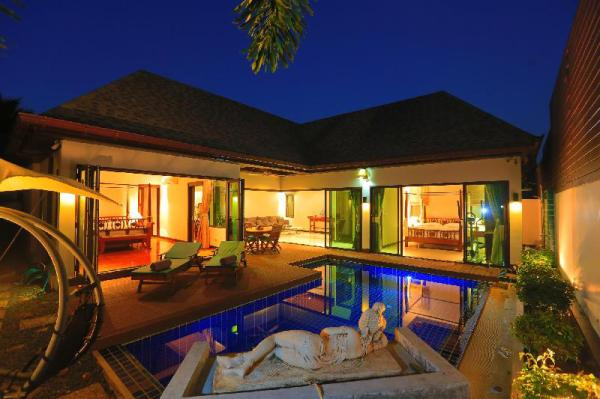 Rawai LUX Villa,  Phuket FREE CAR DEC-FEB PLS READ Phuket