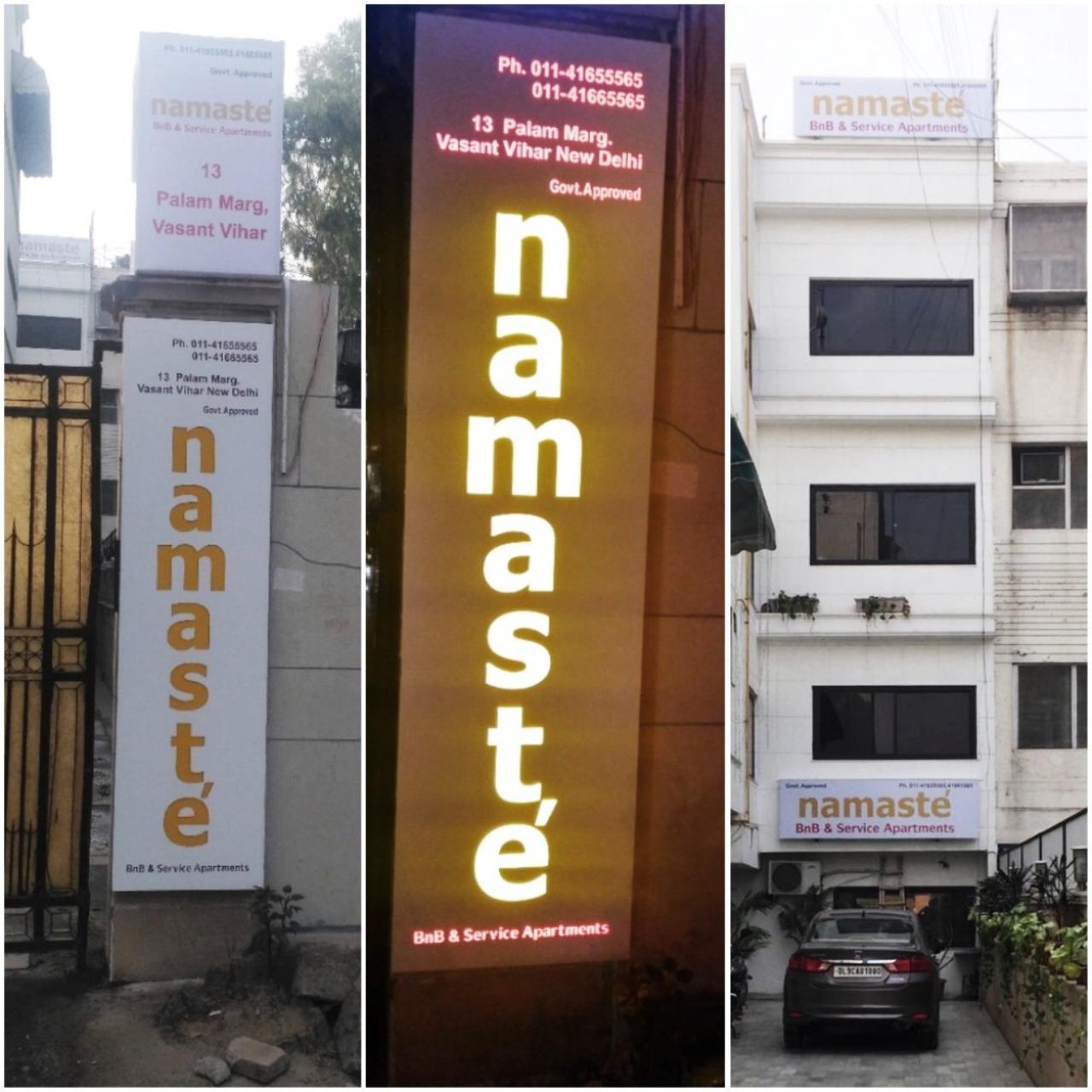 Price Namaste BnB & Service Apartments