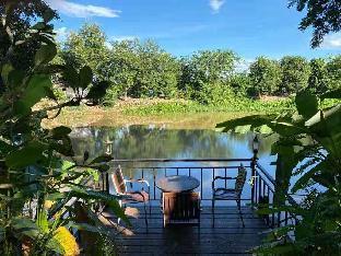 [ハンドン]一軒家(2500m2)| 5ベッドルーム/5バスルーム BC Chiang mai Riverside Resort