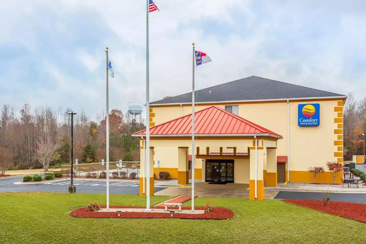 Comfort Inn And Suites Mocksville I 40