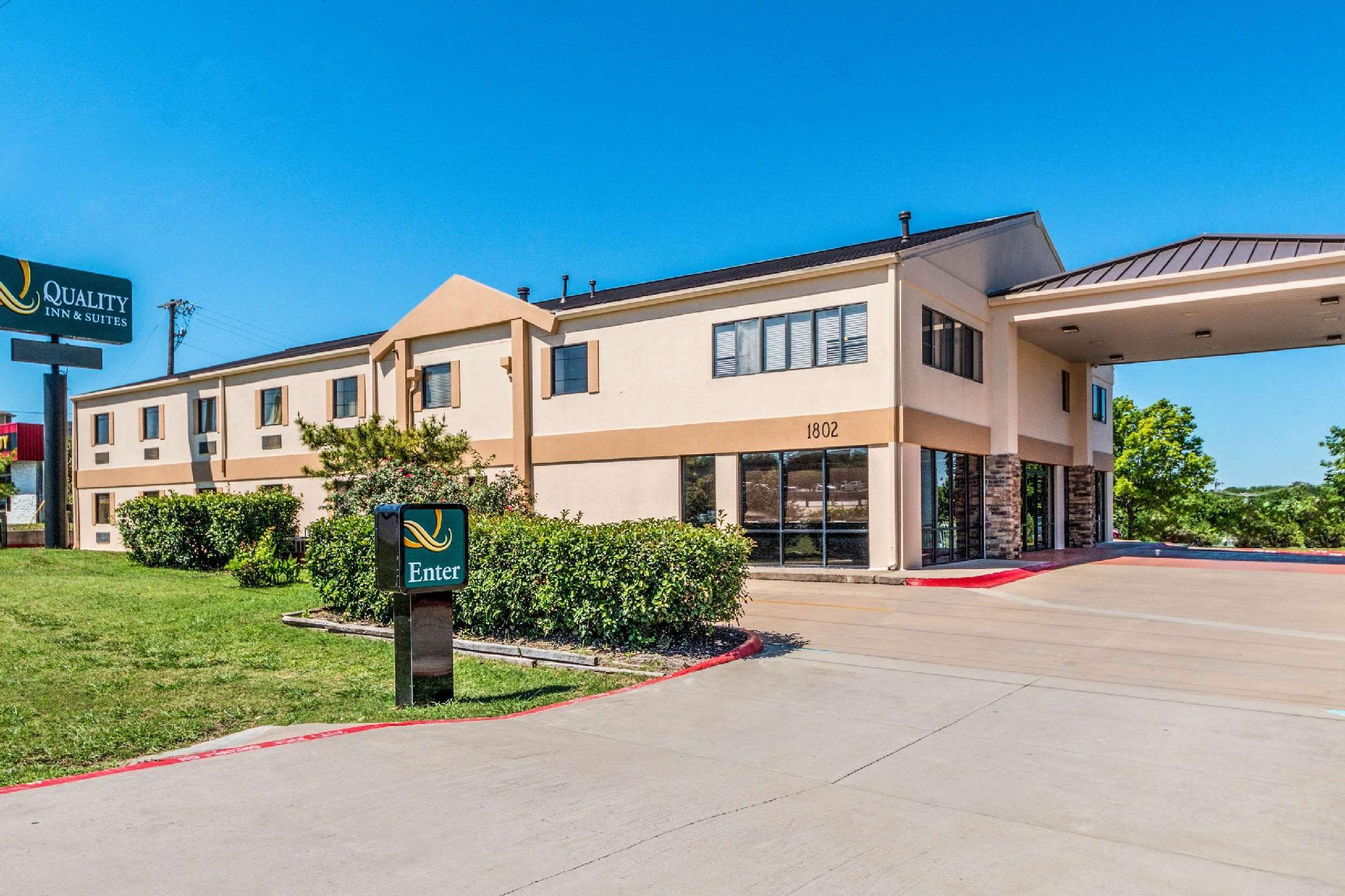 Quality Inn And Suites Round Rock Austin North