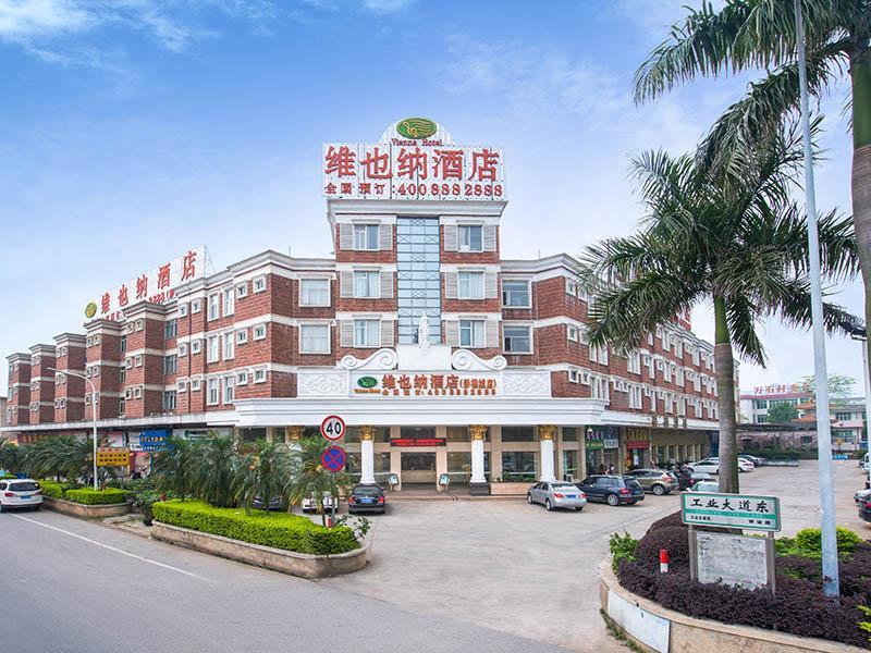 Vienna 3 Best Hotel Foshan CCTV Nanhai Movie Town