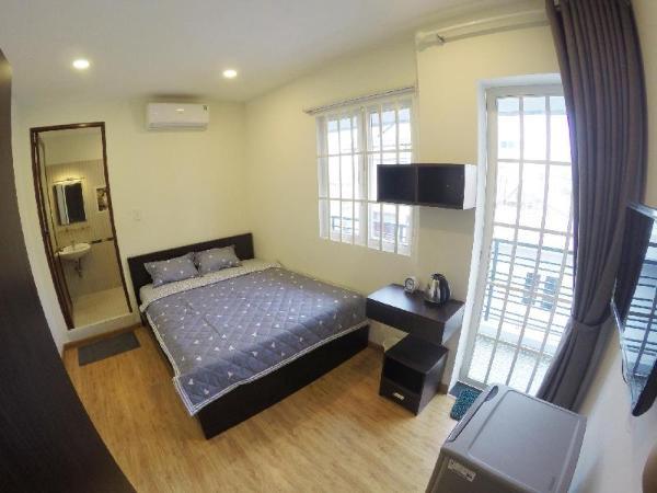 Happy Coffee & Homestay Standard Room 1 Ho Chi Minh City