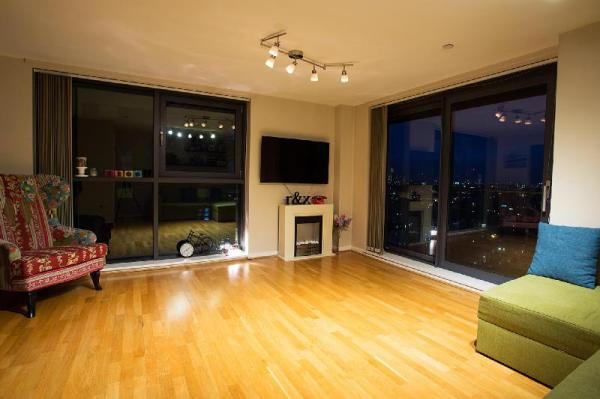 City View Apartment London