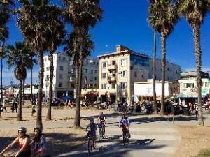 關於威尼斯海灘套房旅館 (Venice Beach Suites and Hotel)