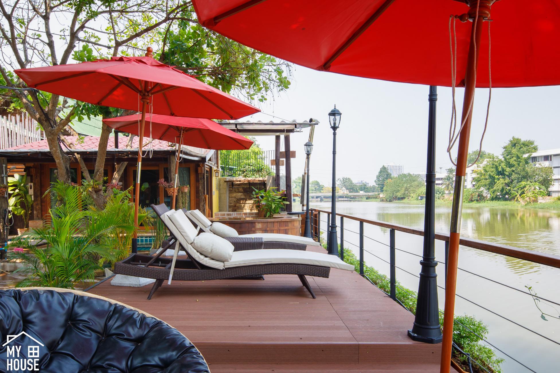 MYHOUSE RiverView   Pool Villa Chiangmai